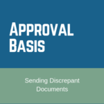 Approval Basis