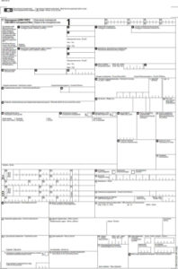 rail transport document sample