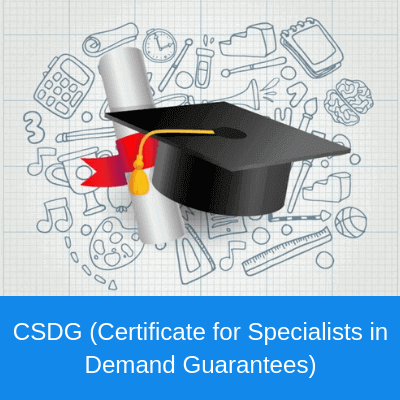 CSDG (Certificate for Specialists in Demand Guarantees)