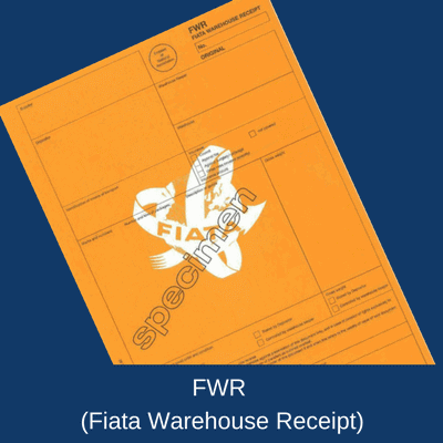 FWR (Fiata Warehouse Receipt)