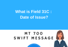 Field 31C: Date of Issue
