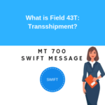 Field 43T: Transshipment