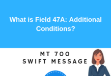 Field 47A: Additional Conditions