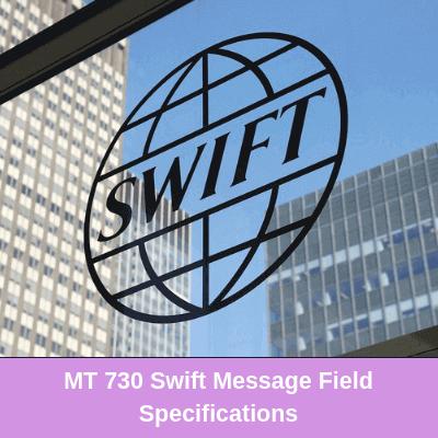 MT 730 Acknowledgement