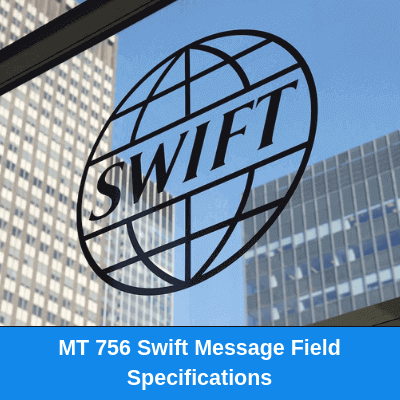 MT 756 Advice of Reimbursement or Payment SWIFT Message
