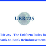 URR 725 - The Uniform Rules for Bank-to-Bank Reimbursements