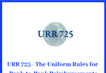 URR 725 - The Uniform Rules for Bank-to-Bank Reimbursements