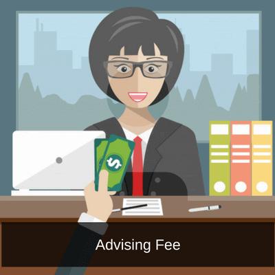 advising fee
