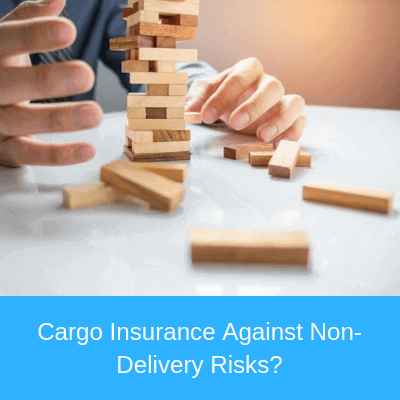 Which is the best insurance type that should be selected against non-delivery risks?