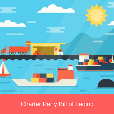 charter party bill of lading