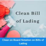 clean on board