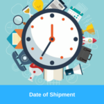 Date of shipment
