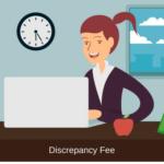 discrepancy fee