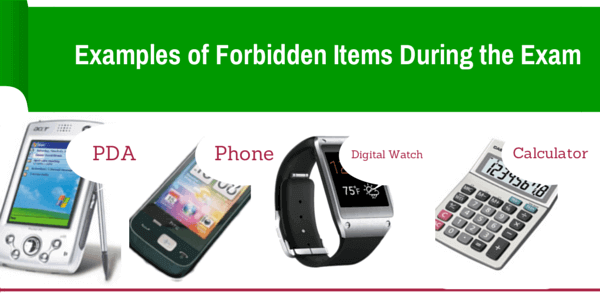 Forbidden Items: