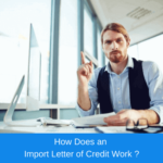 how does an import letter of credit work