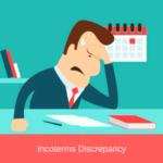 incoterms discrepancy