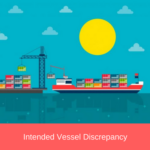 intended vessel discrepancy