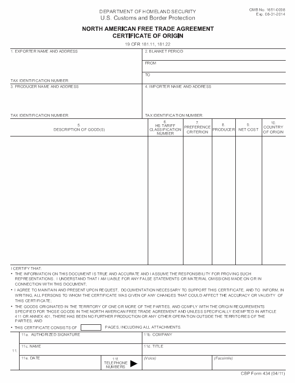 Certificate Of Origin Letterofcredit Biz Lc L C