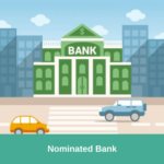 nominated bank