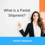 Partial Shipment