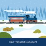 rail transport document