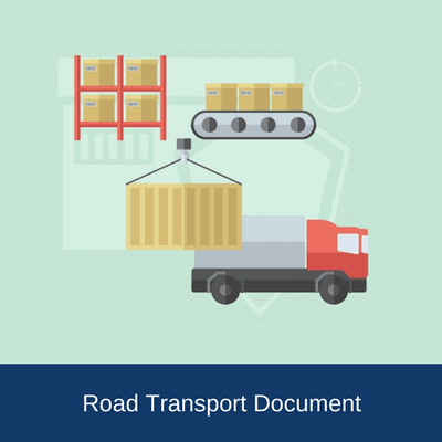 road transport document cmr