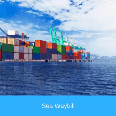sea waybill