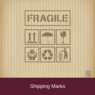 Shipping Marks | Letterofcredit biz | LC | L/C